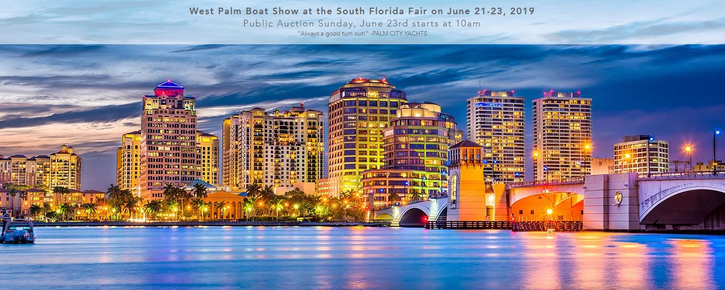 West Palm Beach Summer Boat Show