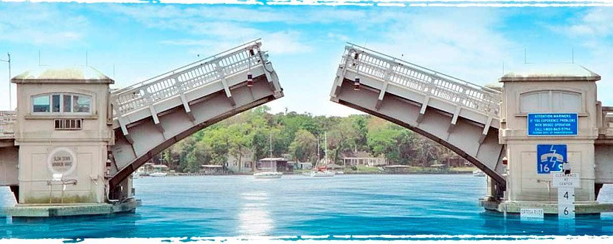 Draw Bridges - Xperience Florida Marine
