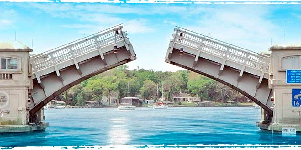 Draw Bridges - Xperience Florida Marine