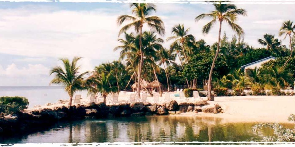 Islamorada Beach - Xperience Florida Marine