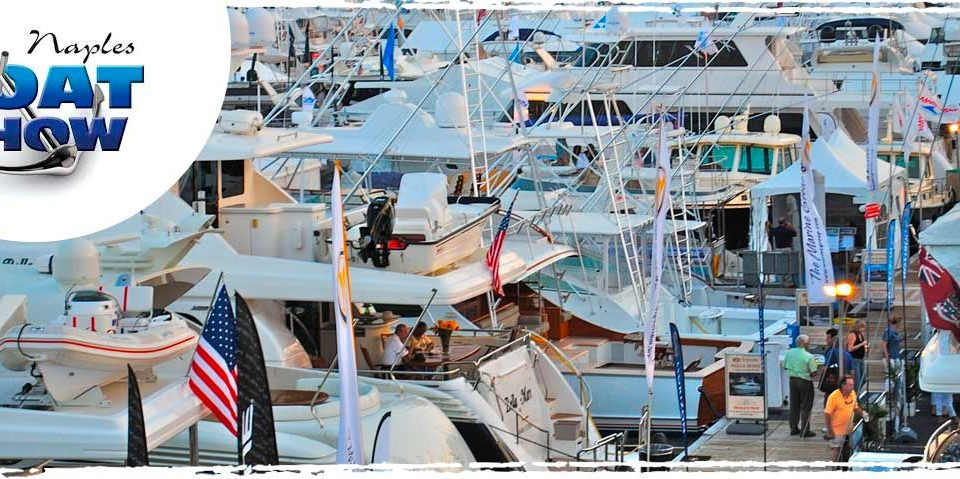 Naples Boat Show Downtown - Xperience Florida Marine