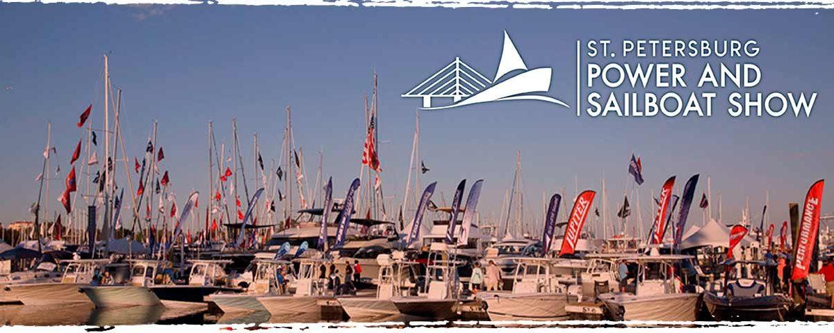 St. Petersburg Power & Sailboat Show - Xperience Florida Marine