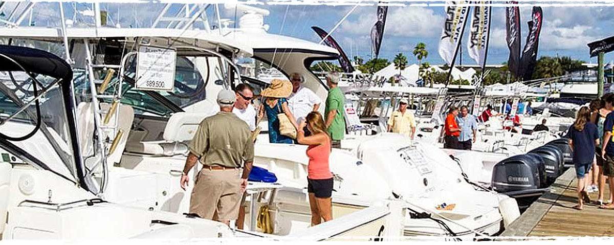 Treasure Coast Boat Show - Xperience Florida Marine