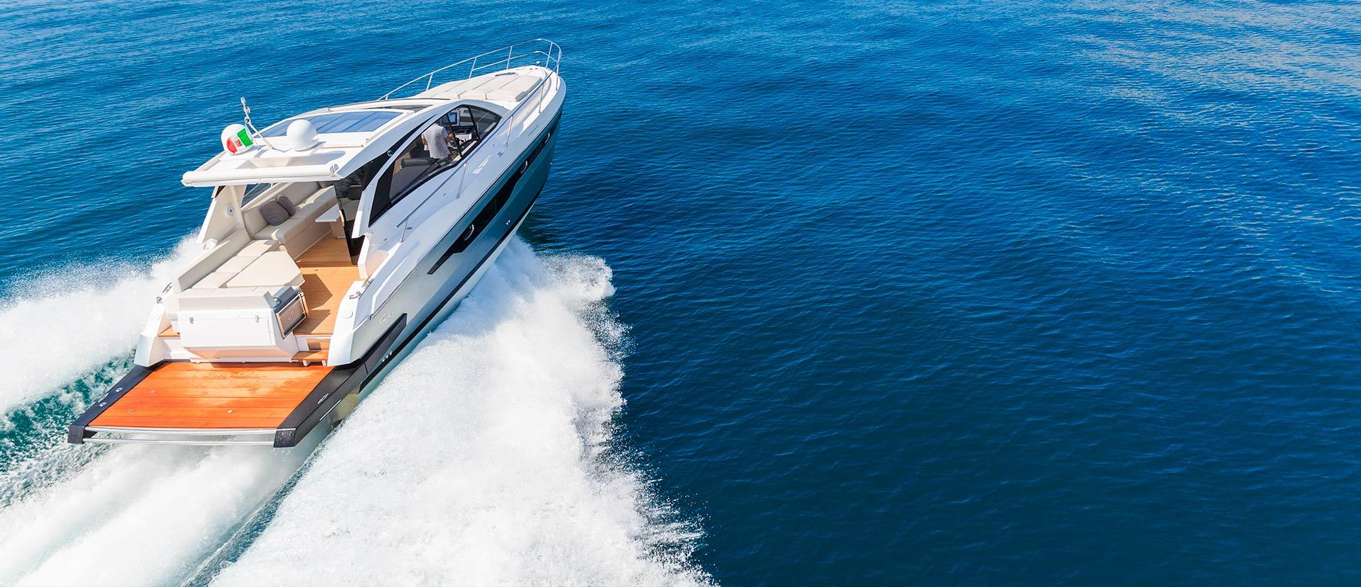 Slider Boat - Xperience Florida Marine