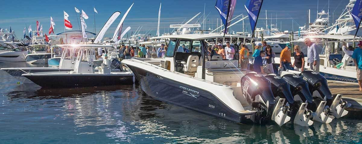 Stuart boat show - Xperience Florida Marine