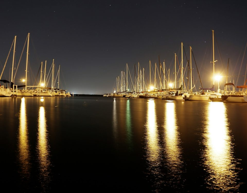 Lights out: tips for nighttime navigation - Xperience Florida Marine