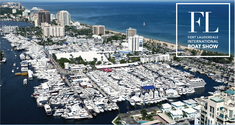 60th Annual Fort Lauderdale International Boat Show