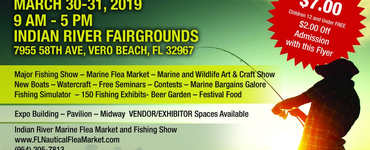 Indian River Marine Fle Market and Fishing Show - Xperience Florida Marine
