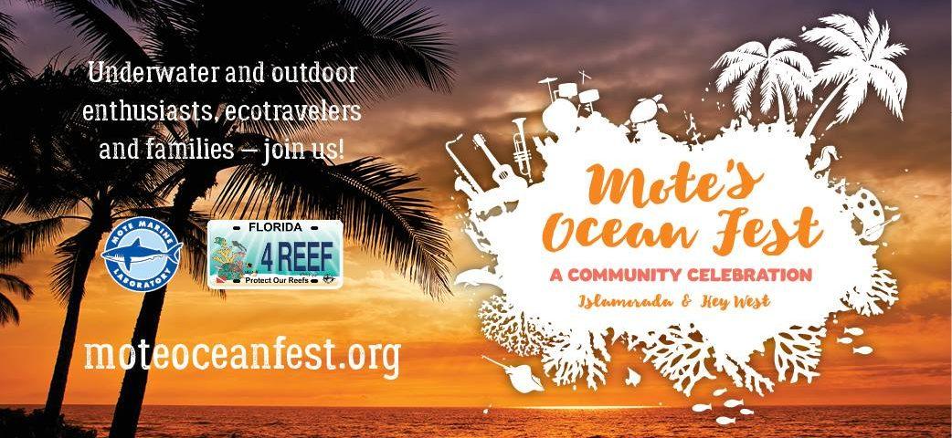 Mote's Ocean Fest - Xperience Florida Marine