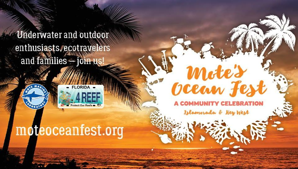 Mote's Ocean Fest - Xperience Florida Marine