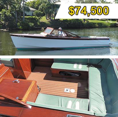 28' Hugh Saint 1998 boat - Xperience Florida Marine