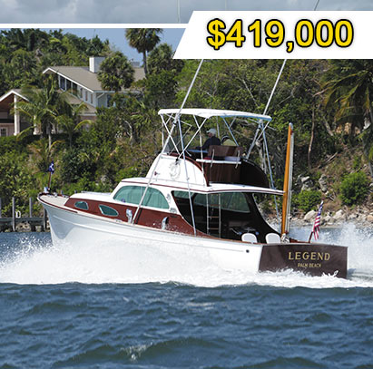 37´Rybovich 1949 boat - Xperience Florida Marine