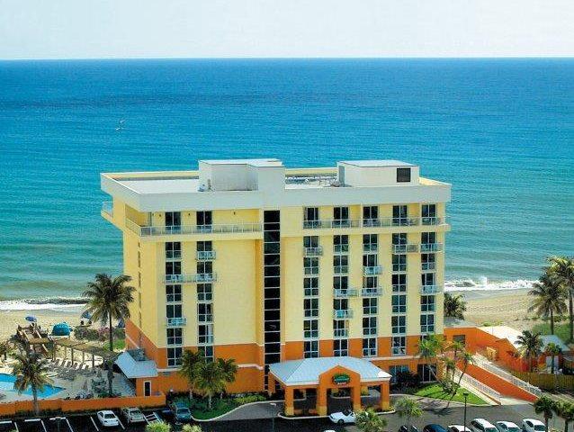 Courtyard Marriot hotel - Xperience Florida Marine