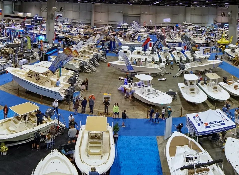 Boat Show - Xperience Florida Marine