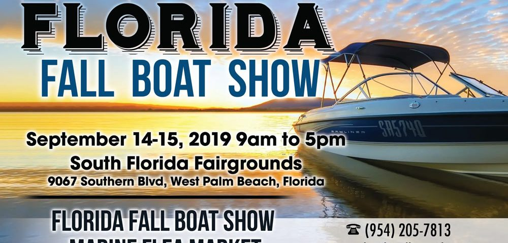 Florida Fall Boat Show - Xperience Florida Marine