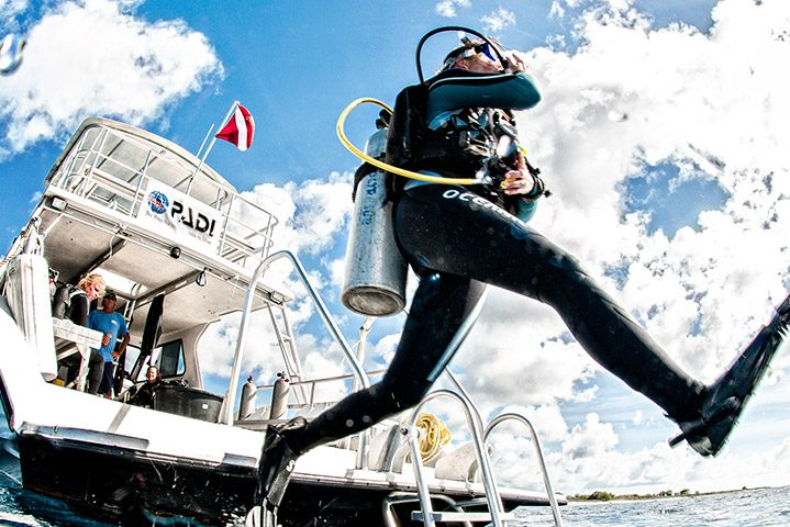 Diving - Xperience Florida Marine